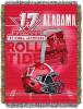 NCAA Alabama Crimson Tide 2018 NCAA Football Champs Commemorative Tapestry