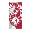 NCAA Alabama Crimson Tide Colossal Beach Towel