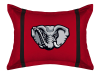 NCAA Alabama Crimson Tide Pillow Sham - MVP Series