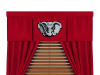 NCAA Alabama Crimson Tide Valance - MVP Series