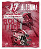 NCAA Alabama Crimson Tide NCAA Football Champions 50x60 Silk Touch Blanket