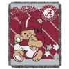 NCAA Alabama Crimson Tide Baby Blanket