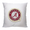 NCAA Alabama Crimson Tide 18x18 Letterman Pillow