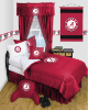 NCAA Alabama Crimson Tide Comforter - Locker Room Series
