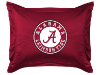 NCAA Alabama Crimson Tide Pillow Sham - Locker Room Series