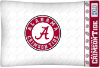 NCAA Alabama Crimson Tide Micro Fiber Pillow Cases (set of 2)