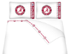 NCAA Alabama Crimson Tide Micro Fiber Bed Sheets