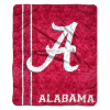 NCAA Alabama Crimson Tide Sherpa 50x60 Throw Blanket