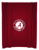 NCAA Alabama Crimson Tide Shower Curtain