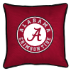 NCAA Alabama Crimson Tide Pillow - Sidelines Series