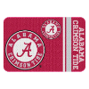 NCAA Alabama Crimson Tide 20x30 Tufted Rug