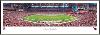 NFL Arizona Cardinals University of Phoenix Stadium Panoramic Photo (STANDARD FRAME)