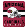 NFL Arizona Cardinals 50x60 Fleece Throw Blanket