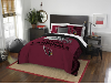 NFL Arizona Cardinals QUEEN Comforter and 2 Shams