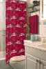 NFL Arizona Cardinals Shower Curtain