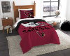 NFL Arizona Cardinals Twin Comforter Set
