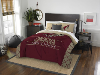 NHL Arizona Coyotes QUEEN Comforter and 2 Shams