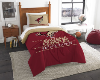 NHL Arizona Coyotes Twin Comforter Set