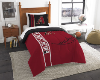 MLB Arizona Diamondbacks Twin Comforter with Sham
