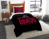 MLB Arizona Diamondbacks Twin Comforter Set