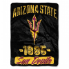 NCAA Arizona State Sun Devils 50x60 Micro Raschel Throw