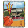 NCAA Arizona State Sun Devils Home Field Advantage 48x60 Tapestry Throw