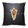 NCAA Arizona State Sun Devils 18x18 Letterman Pillow