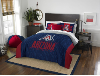 NCAA Arizona Wildcats QUEEN Comforter and 2 Shams