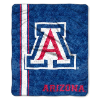 NCAA Arizona Wildcats Sherpa 50x60 Throw Blanket