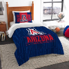 NCAA Arizona Wildcats Twin Comforter Set