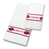 NCAA Arkansas Razorbacks Bath Towel Set