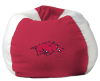 NCAA Arkansas Razorbacks Bean Bag Chair