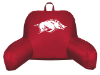 NCAA Arkansas Razorbacks Bed Rest Pillow