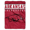 NCAA Arkansas Razorbacks OVERTIME 60x80 Super Plush Throw