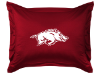NCAA Arkansas Razorbacks Pillow Sham - Locker Room Series
