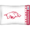 NCAA Arkansas Razorbacks Micro Fiber Pillow Cases (set of 2)