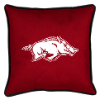 NCAA Arkansas Razorbacks Pillow - Sidelines Series