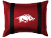 NCAA Arkansas Razorbacks Pillow Sham - Sidelines Series