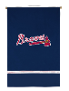 MLB Atlanta Braves Wall Hanging - MVP Series