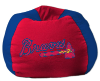 MLB Atlanta Braves Bean Bag Chair