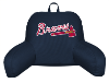 MLB Atlanta Braves Bed Rest Pillow