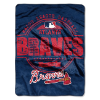 MLB Atlanta Braves 50x60 Micro Raschel Throw