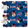 MLB Atlanta Braves Disney Mickey Mouse Hugger