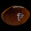 NFL Atlanta Falcons 3D Football Pillow
