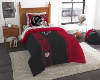 NFL Atlanta Falcons TWIN Size Bed In A Bag