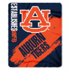 NCAA Auburn Tigers 50x60 Fleece Throw Blanket