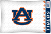 NCAA Auburn Tigers Micro Fiber Pillow Cases (set of 2)