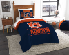 NCAA Auburn Tigers Twin Comforter Set