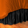 MLB Baltimore Orioles Bed Skirt - Sidelines Series