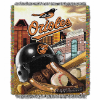 MLB Baltimore Orioles Home Field Advantage 48x60 Tapestry Throw